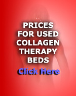 used_collagen_light_therapy_beds_for_sale